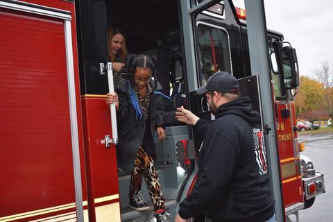 Fire Truck Photo 3