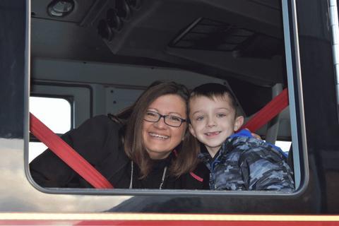 Fire Truck Photo 4