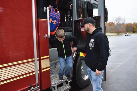 Fire Truck Photo 9