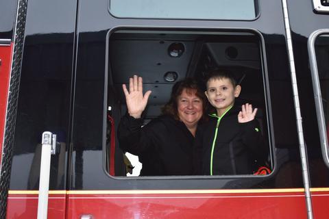Fire Truck Photo 8