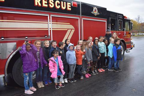 Fire Truck Photo 10