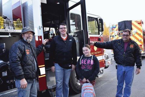 Fire Truck Photo 14