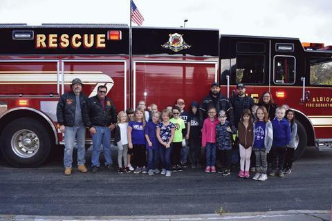Fire Truck Photo 15