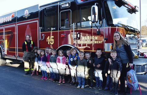 Fire Truck Photo 16