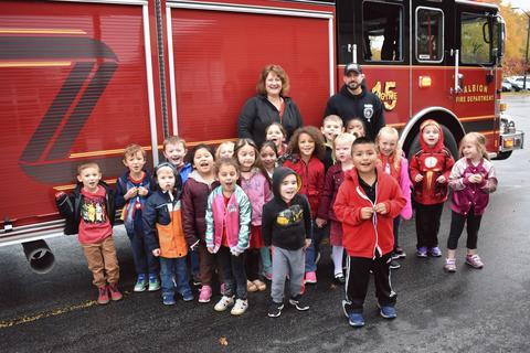 Fire Truck Photo 17