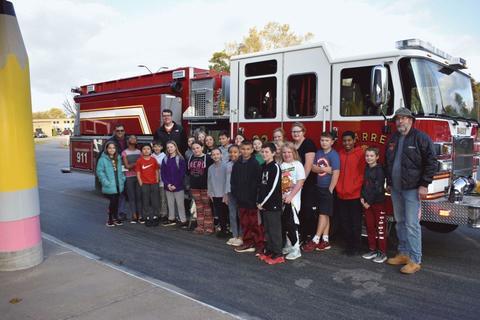 Fire Truck Photo 20