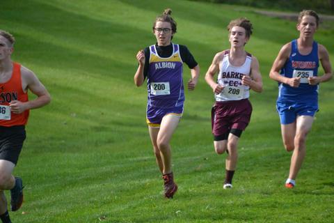 Reuben Rivers running