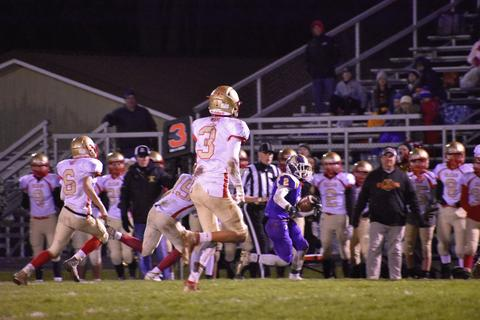 Semifinal Sectionals vs Olean photo 2