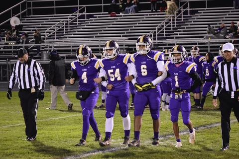 Semifinal Sectionals vs Olean photo 4