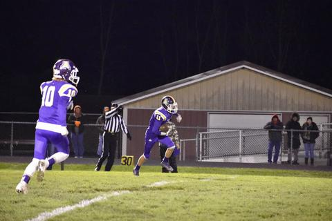 Semifinal Sectionals vs Olean photo 6