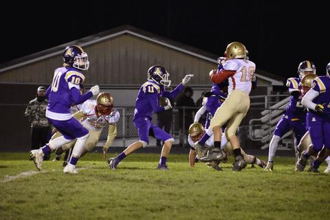 Semifinal Sectionals vs Olean photo 7