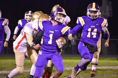 Semifinal Sectionals vs Olean photo 9