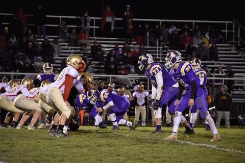Semifinal Sectionals vs Olean photo 19