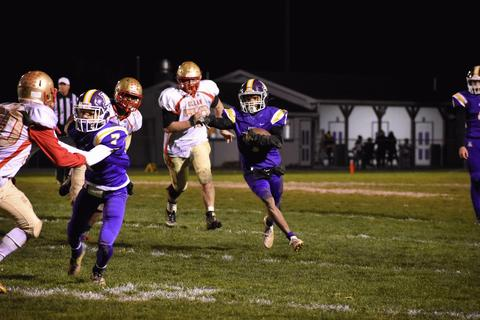 Semifinal Sectionals vs Olean photo 20