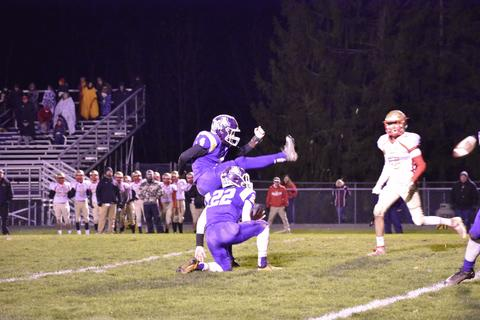 Semifinal Sectionals vs Olean photo 22