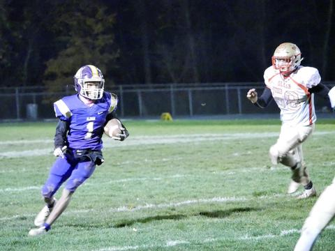 Semifinal Sectionals vs Olean photo 24