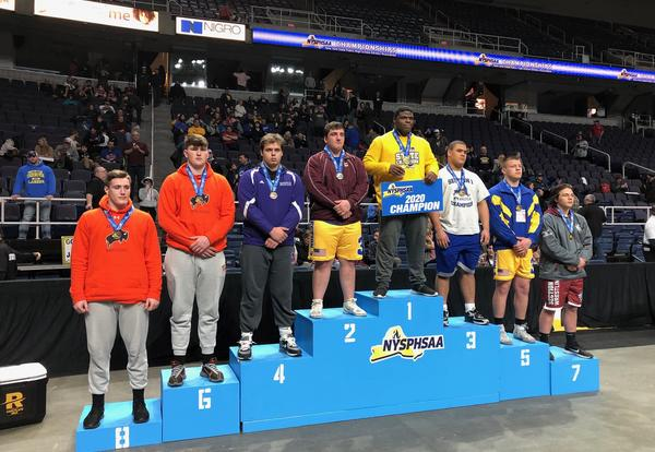 Cody Wilson takes 6th place position on the podium
