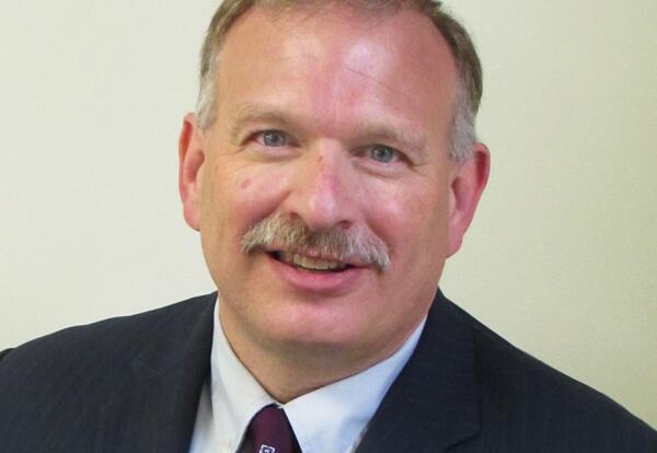 An image of Interim Superintendent Scott Bischoping