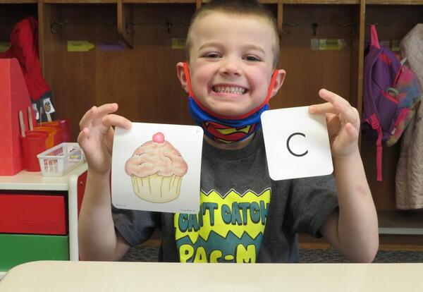 Kindergarten Registration packets mailed out