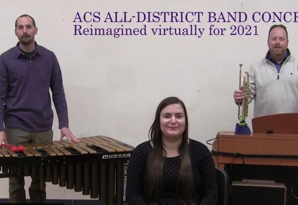 ACSD Music Instructors