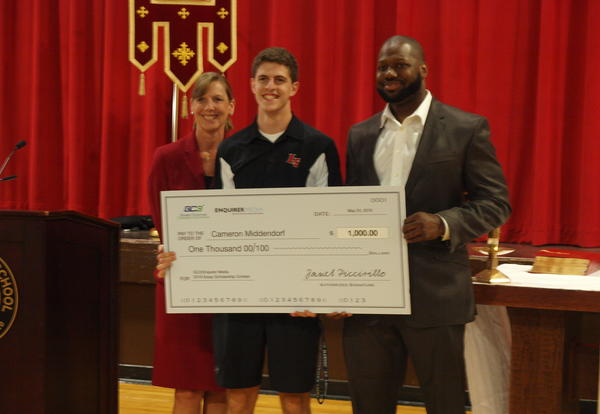 GC3 & Enquirer Media Present Scholarship