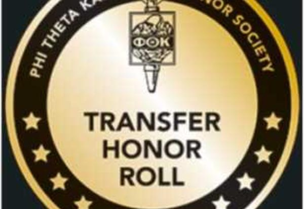 Union Named to Phi Theta Kappa Honor Society's 2019 Transfer Honor Roll