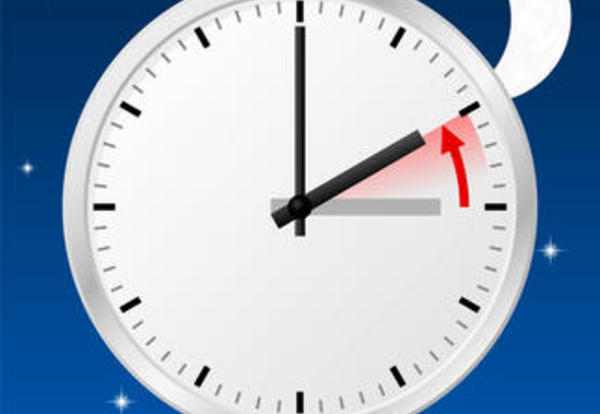 Time to Reset Your Clocks