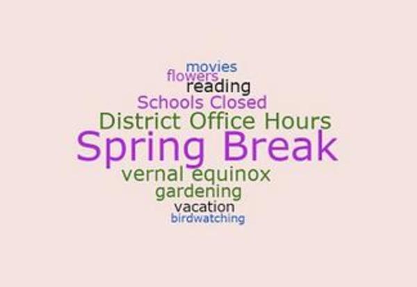 D90's Spring Break Office Hours