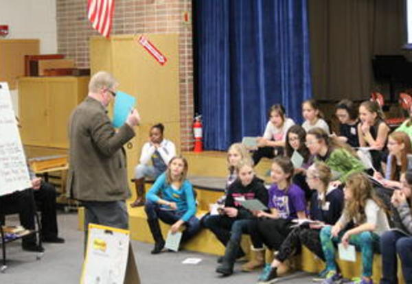 Young Author's Conference Winning Entries Available