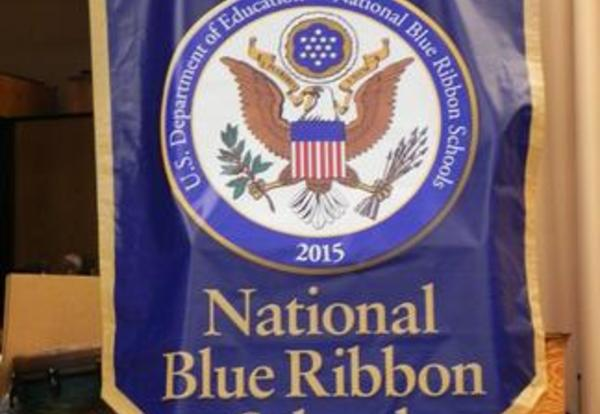 Let's Celebrate Lincoln's 2015 National Blue Ribbon!