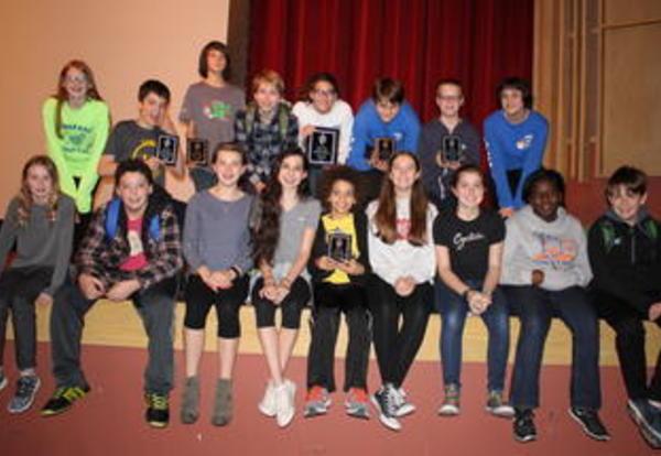 Roosevelt Team Wins Fenwick Science Contest