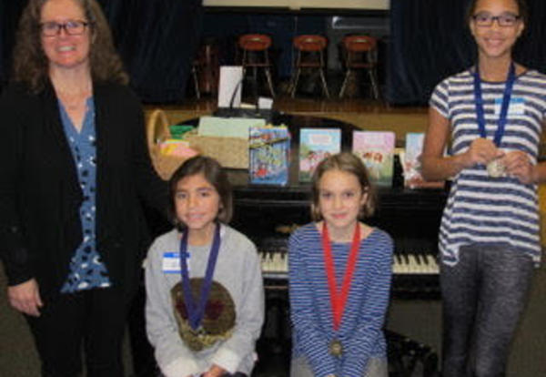 Young Author's Conference Highlights Young Wordsmiths