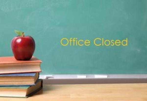 District 90 Office Closed Friday, August 5; Re-Opens Monday, August 8