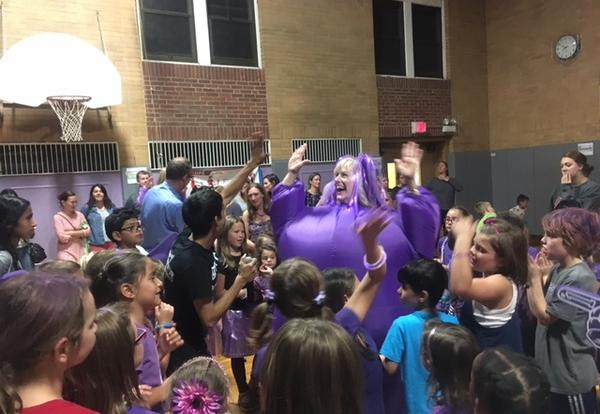 Willard's Purple-Palooza Provided Loads of Family Fun