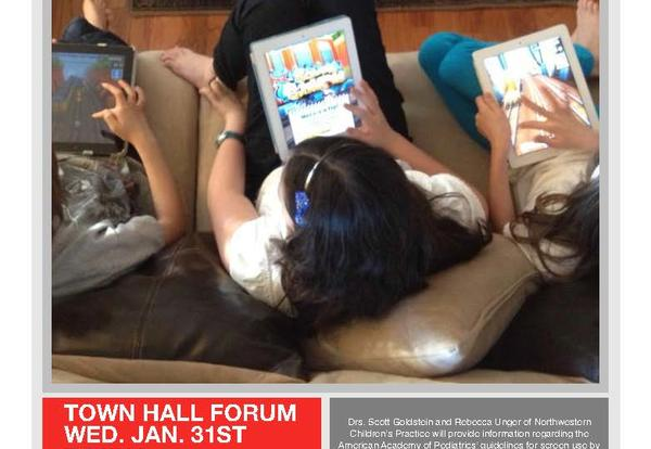 iScreen, You Screen, Wii All Screen: A Town Hall Forum