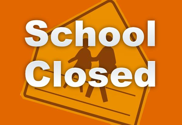 School Closed on Friday, February 9, 2018
