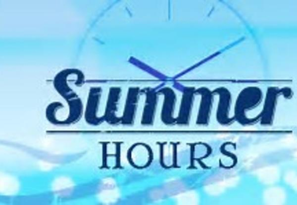 District 90 Summer Office Hours REVISED