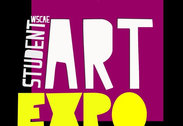 D90 Hosts 25 Student Artists at WSCAE Art Expo
