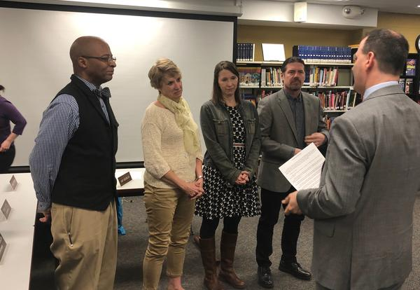Board of Education Welcomes New and Returning Members