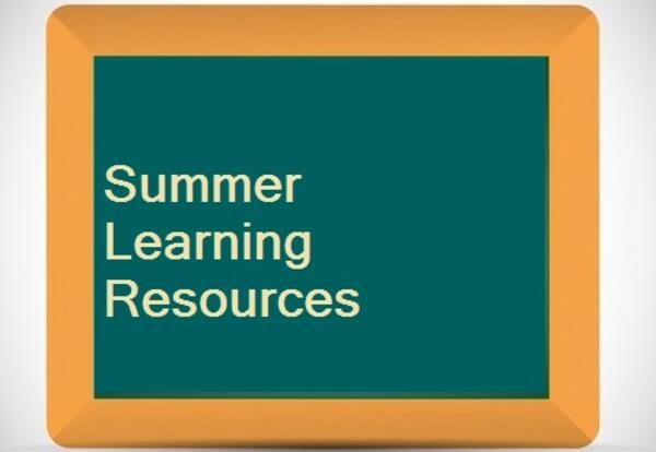 Summer Learning Resources Available