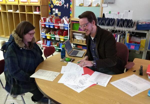 Time to Sign Up for Parent/Teacher Conferences