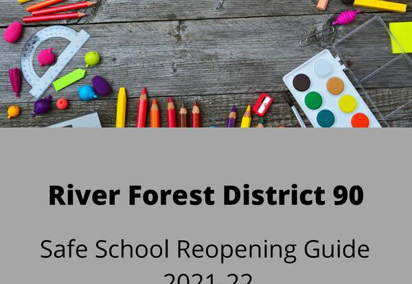 Safe School Reopening Guide, 2021-22