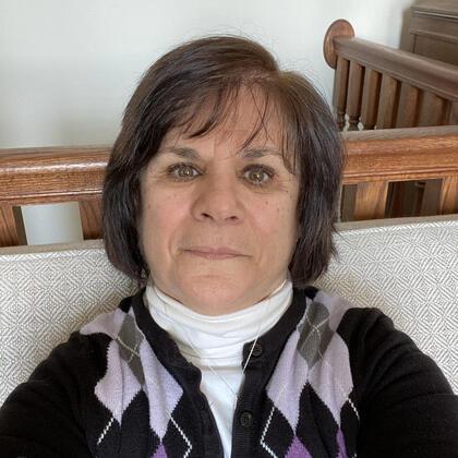Patricia Wilkinson