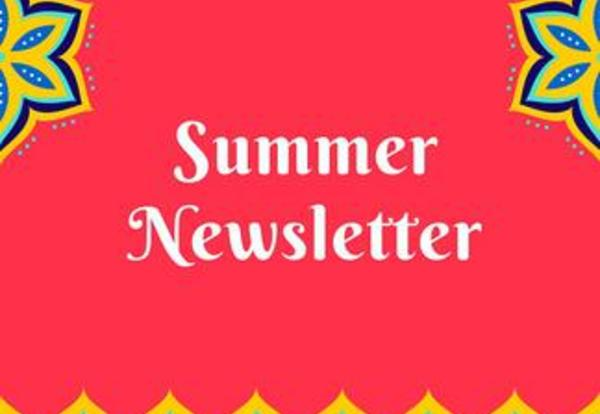 Opening Day/Summer 2015 Newsletter