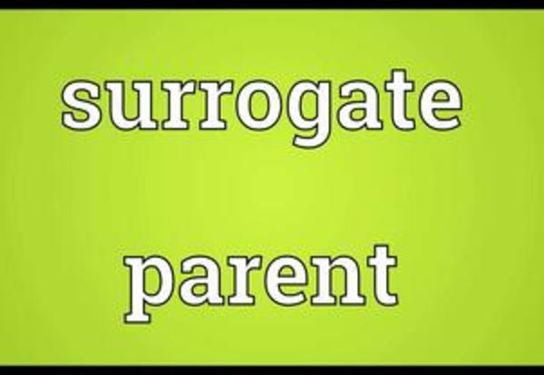 Interested in being a surrogate parent for students whose parents are unknown?