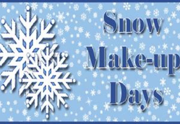 Snow Make Up Days