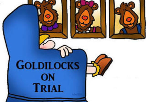"LASD Faculty presents ""Goldilocks on Trial"" on April 22nd & 23rd"