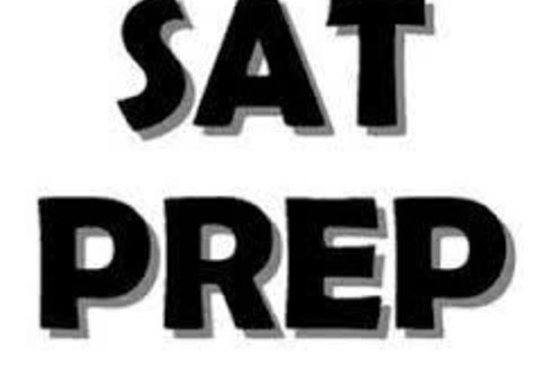 SAT Prep Information