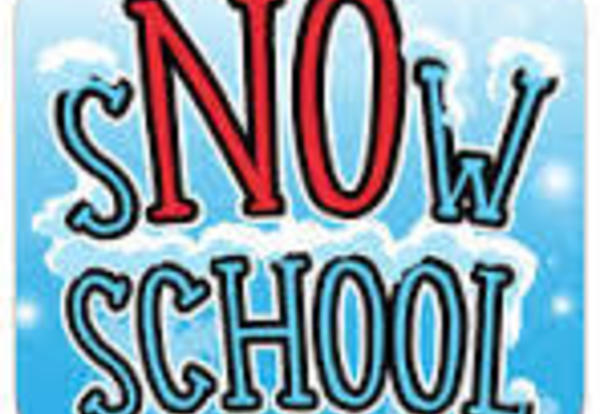 School is closed Tuesday, March 14, 2017