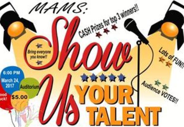 Maple Avenue Talent Show